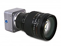 BigEye with F-mount and Lens