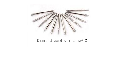 diamond card grinding
