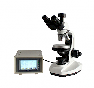 PLJ135A-8A Precision Micro Melting Point Apparatus Detector with Polarizing Microscopes